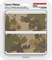 Nintendo New 3DS Wechselcover