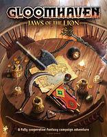 Gloomhaven - Die Pranken des Löwen uncut