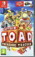 Captain Toad: Treasure Tracker uncut