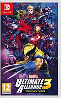 Marvel Ultimate Alliance 3: The Black Order uncut