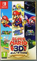 Super Mario 3D All-Stars uncut