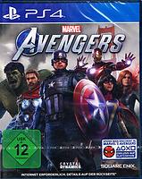 Marvel's Avengers uncut