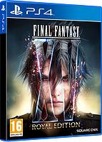 Final Fantasy XV uncut