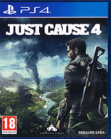 Just Cause 4 uncut