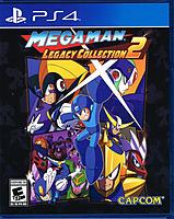 Megaman Legacy Collection 2 uncut