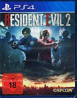 Resident Evil 2 uncut