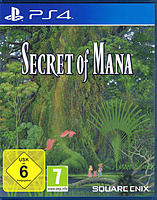 Secret of Mana Remake uncut
