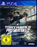 Tony Hawk's Pro Skater 1&2 uncut