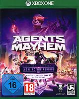 Agents of Mayhem uncut