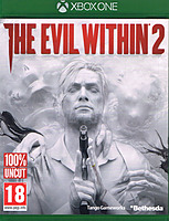 The Evil Within 2 uncut