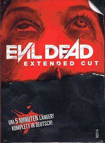 Evil Dead 2013 uncut Blu-ray jetzt günstig bei gameware.at bestellen - deinem uncut Filmshop aus Österreich!