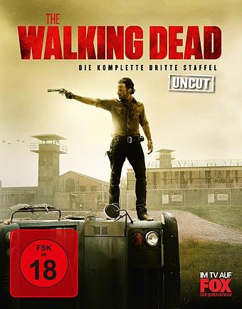 The Walking Dead Staffel 3 uncut Blu-ray jetzt günstig bei gameware.at bestellen - deinem uncut Filmshop aus Österreich!