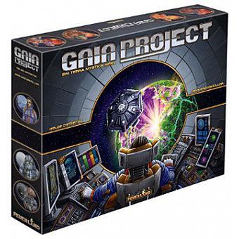 Gaia Project Brettspiel