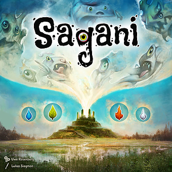 Sagani Cover