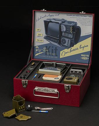 Pip-Boy 2000 Mk VI Construction Kit