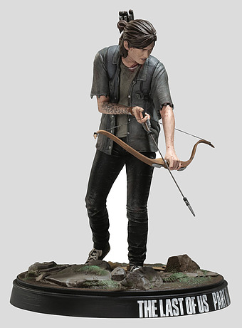 The Last of Us 2 Ellie with Bow Cover