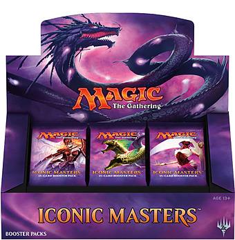 Magic the Gathering Iconic Masters