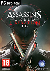 Assassin's Creed 3: Liberation HD PEGI Cover