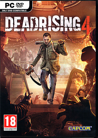 Dead Rising 4 AT-PEGI Cover