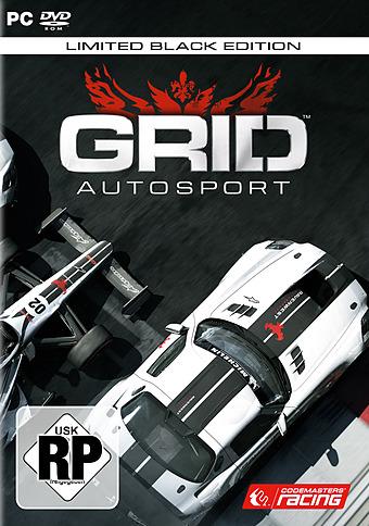 GRID: Autosport Packshot