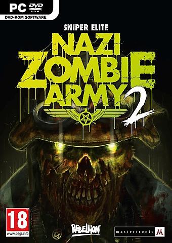 Sniper Elite: Nazi Zombie Army 2 uncut jetzt günstig bei gameware.at bestellen - deinem uncut Filmshop aus Österreich!