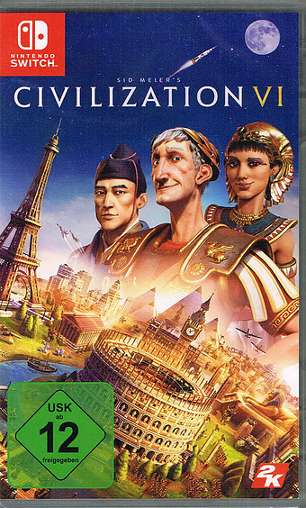 Civilization 6 Cover