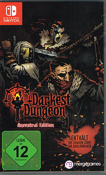 Darkest Dungeon Switch