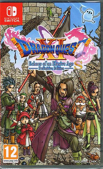 Dragon Quest XI S: Streiter des Schicksals Cover