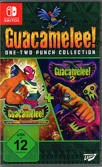 Guacamelee! Switch
