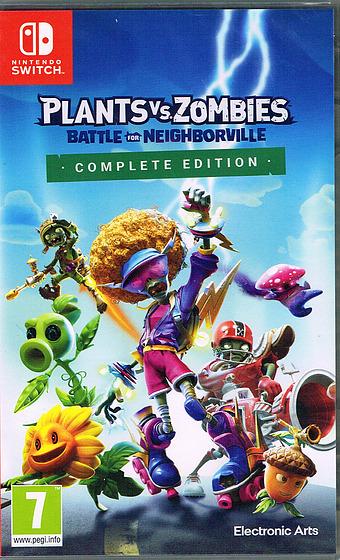 Plants vs. Zombies: Schlacht um Neighborville Cover