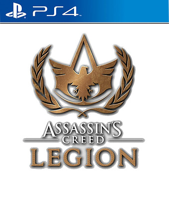 Assassin's Creed Legion Cover