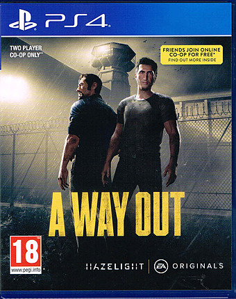 A Way Out Cover