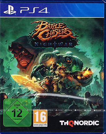Battle Chasers: Nightwar kaufen
