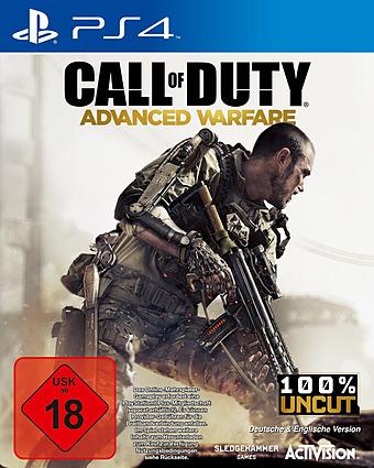 Call of Duty: Advanced Warfare Cover