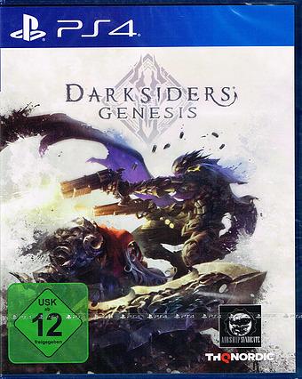 Darksiders: Genesis PS4