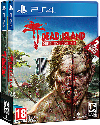 Dead Island Definitive Steelbook Edition AT-PEGI Cover