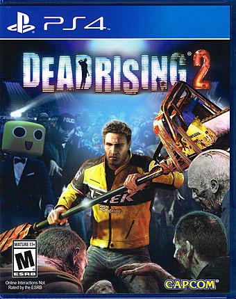 Dead Rising 2 Cover