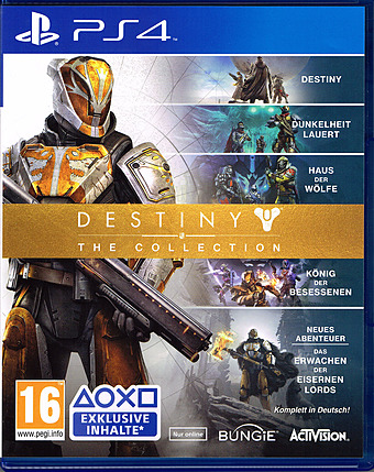 Destiny The Collection Cover