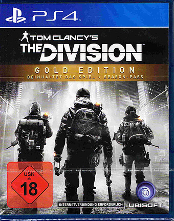 Tom Clancys The Division Cover