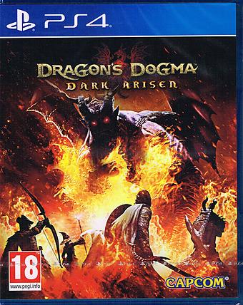 Dragons Dogma Dark Arisen HD Cover
