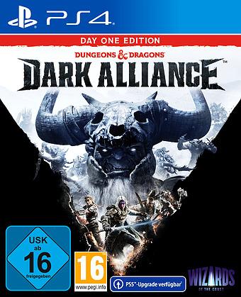 Dungeons & Dragons: Dark Alliance Cover