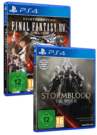 Final Fantasy XIV Double Pack Cover