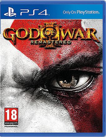 God of War 3 Cover