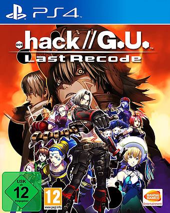 .hack//G.U. Last Recode Cover