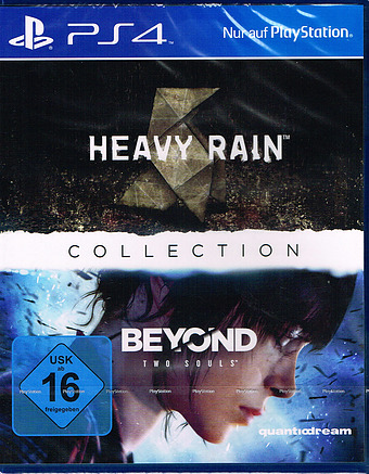 Quantic Dream Collection Cover