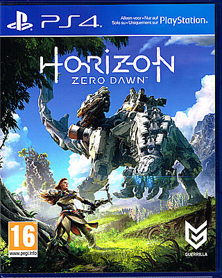 Horizon: Zero Dawn Cover