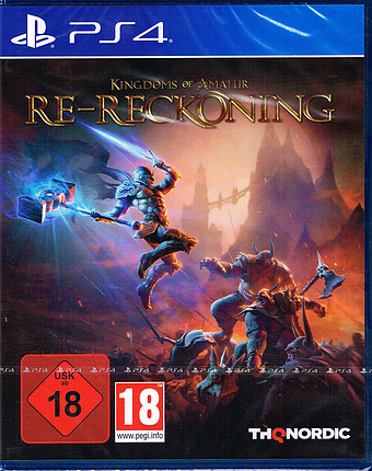 Kingdoms of Amalur Re-Reckoning Cover