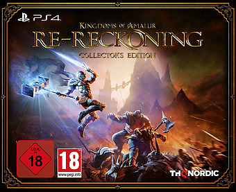 Kingdoms of Amalur Re-Reckoning Cover