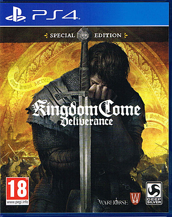 Kingdom Come: Deliverance Cover