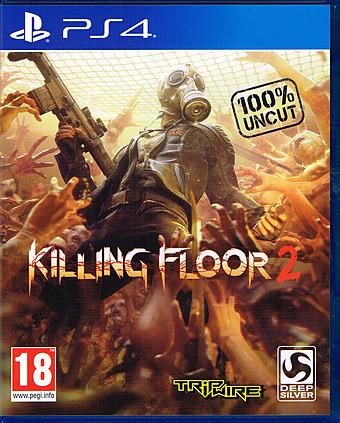 Killing Floor 2 Cover Packshot
